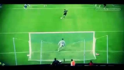 Cristiano Ronaldo Freestyle 2011 Real Madrid Hd by victorstiffler