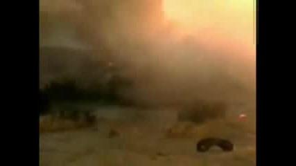 Метеор Пада В Пустинята