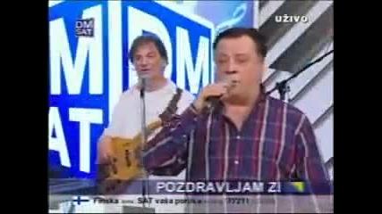 Halid Beslic - I zanesen tom ljepotom - (Live) - Sto Da Ne Show - (TV DM)