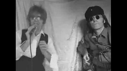 David Bowie And John Lennon/stevie Riks