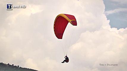 Travel HD - Сопот, Парапланеристи / Travel HD - Sopot, Paraglider