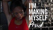Nike Women - Make Yourself ( featuring Allyson Felix, Julia Mancuso and Sofia Boutella )