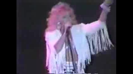 Motley Crue - Dancing On Glass (live - 87)