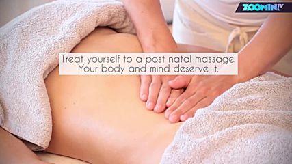 Следродилен масаж - защо е полезен