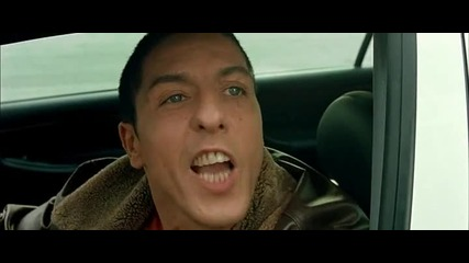 Така се паркира пред полицията Смях..! ( Taxi 3 - Такси 3 бг аудио )
