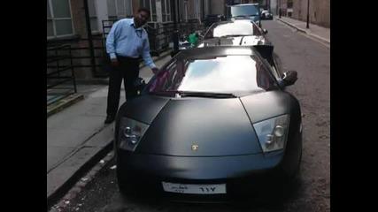 Такива коли карат богаташите в Дубай