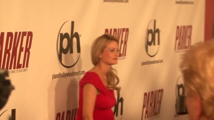 Holly Madison Pitching her Tell All Playboy Bunny Book to TV Studios