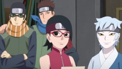 Boruto - Naruto Next Generations - 179 [вградени български субтитри]