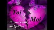 Promets moi de C. Barzotti превод