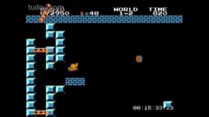 Най - Трудния Super Mario който сте виждали !