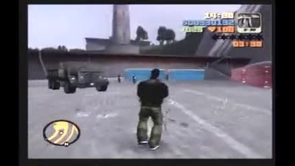 Grand Theft Auto 3 Final Mission!