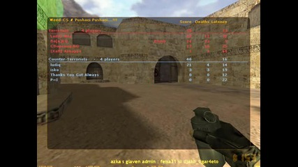 Counter-strike 1.6 Ba[n]kq and Ludiq Max