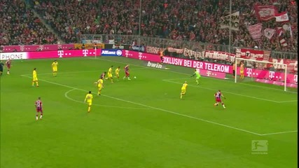 Байерн Мюнхен - Хофенхайм 4-0