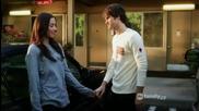 Pretty Little Liars Сезон 1 Епизод 19 целувката между Спенсър и Тоби