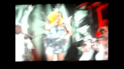 Lady Gaga koncert =]