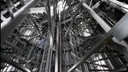 Интересна подземна система за съхранение на колела в Япония
