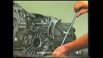 Как се прави Ауди 80 Б3 сервизно видео Ваг