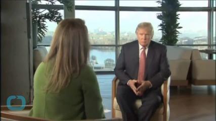 Trump Threatens Independent Presidential Run If GOP 'Not Fair'
