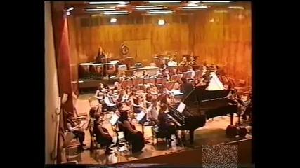 Шостакович - Концерт за пиано Н2 (част) - 2004 год.