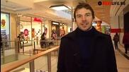 Мартин от Под Прикритие! Гледате ли Български сериали?