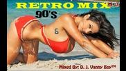 Eurodance 90's Megamix [ 6 ] - Vdj Vanny Boy®