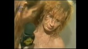 Interview Muchmusic with Dave Mustaine - Megadeth Ferrocarril Oeste Stadium Argentina 1997 [www.keep