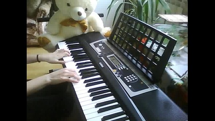 Bring me to life on piano