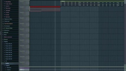 Fl Studio 10 (урок 2) Интро, бийт