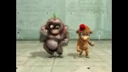 Танцът На Маймунките