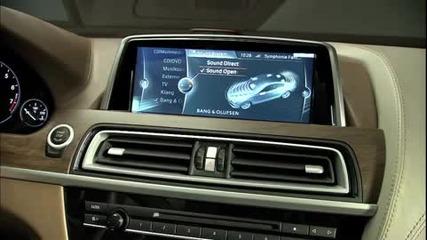 2012 Bmw 6-серия Купе / интериор
