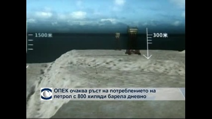 ОПЕК очаква търсенето на петрол през 2013 г. да нарасне с 800 000 барела дневно