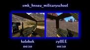 kolobok vs zyllee on smk hnseu militaryschool [battlemovie]