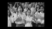 Химнът на България изпълнен от деца с увреден слух - 2012