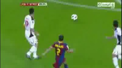 Lionel Messi 2010-2011 skills and goals!