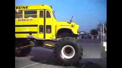 Monster Bus Ride