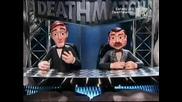 Celebrity Death Match - Jason Vs. Troy
