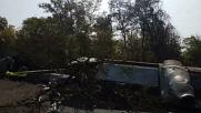 Ukraine: Death toll of plane crash near Kharkov climbs to 26, with only one survivor