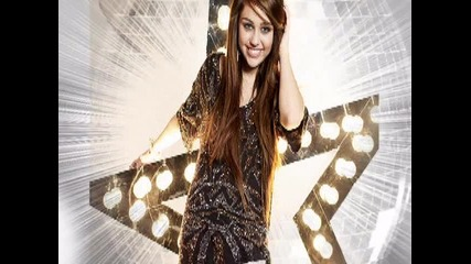 Miley Cyrus Little Bad Girl