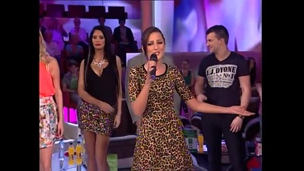 Aleksandra Prijovic - Jos veceras plakacu za tobom - NP 12_13 - 01.07.2013. EM 38.