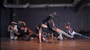8 Flavahz - _no Flex Zone_ - Beautyandabeast Choreography _ Directed by @timmilgram