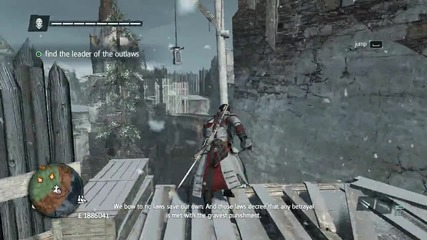 Assassin's Creed Rogue - 100% Sync [sequence 6 - Memory 3]