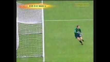този е посветен на един вратар който приключва с футбола:van Der Sar