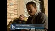 Китаец възвърна жена си от 10 - годишна кома