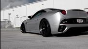 Adv.1 Ferrari California .. The Mancali