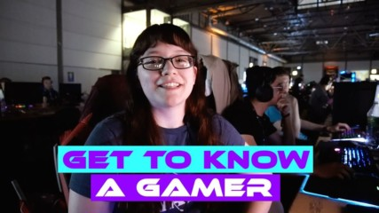 Get to know a Gamer: Meet Faith at Dreamhack