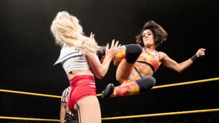 Lacey Evans vs. Dakota Kai: NXT, July 18, 2018 (Full Match)