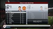 Fifa 13 - Дузпи - Manchester United - Vs - Manchester City