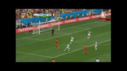 Аржентина - Белгия 1:0