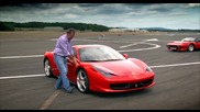 Ferrari 458 Italia - Top Gear