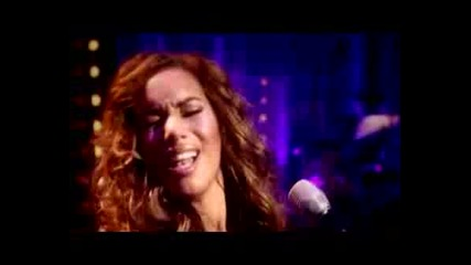 Leona Lewis - The First Time Ever I Saw Your Face [live]